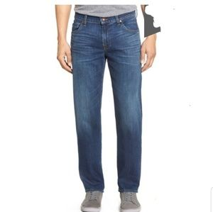 7 For All Mankind 'Slimmy' Slim Straight Leg Jeans